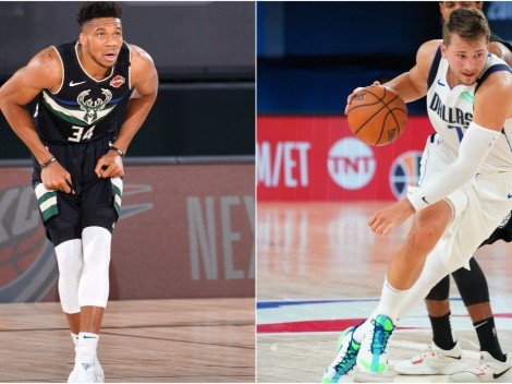 Good chance Mark Cuban pairs Giannis Antetokounmpo and Luka Doncic, says former NBA player