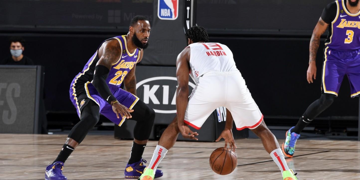 Houston Rockets vs. Los Angeles Lakers EN VIVO por la NBA ...