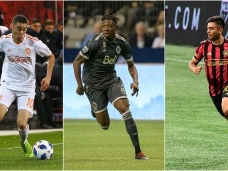 MLS: The top outgoing transfers to date
