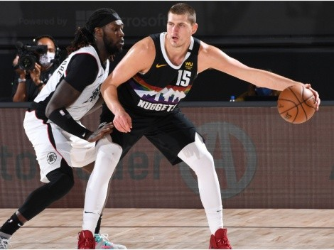 Clippers stars Paul George, Patrick Beverley call out Nikola Jokic and Luka Doncic
