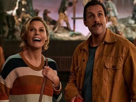 Tráiler oficial de Hubie Halloween con Adam Sandler y Julie Bowen