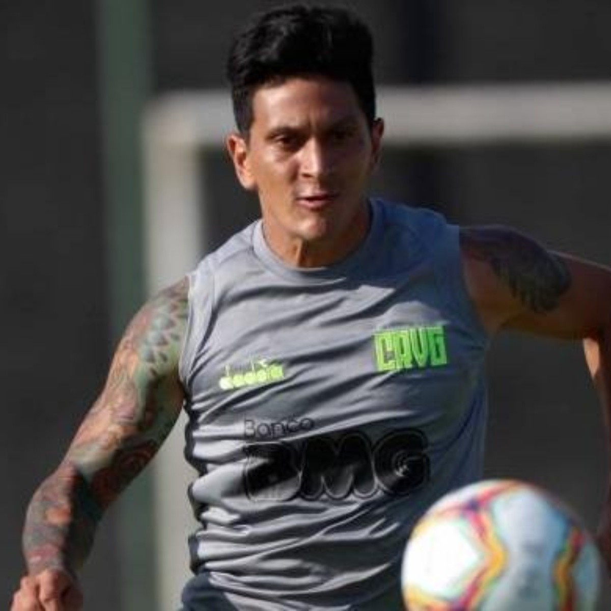 German Cano E Mais Um Vasco Pode Ter Desfalques Importantes Contra O Atletico Go Castan Vira Duvida Para O Confronto Bolavip Brasil