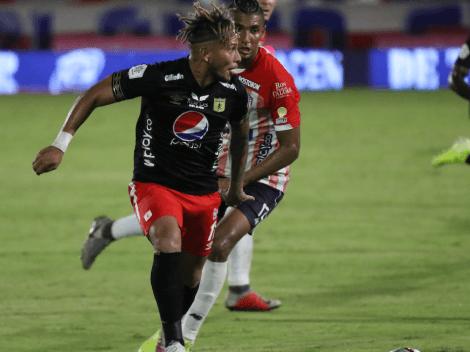 Alineaciones confirmadas de América y Junior para la vuelta de la Superliga