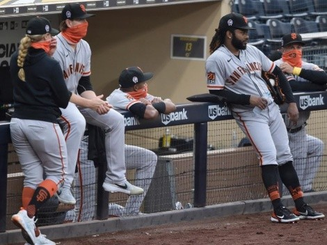 San Francisco Giants provocó nueva suspensión de partidos en la MLB