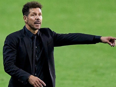 Atletico Madrid boss Diego Simeone tested positive for coronavirus