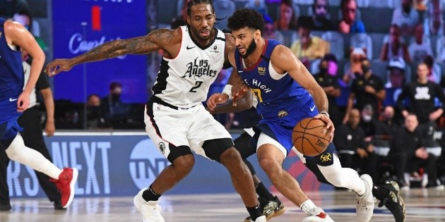 Los Angeles Clippers vs. Denver Nuggets EN VIVO por la NBA | Partido 6 de Semifinales de Conferencia Oeste | Bolavip