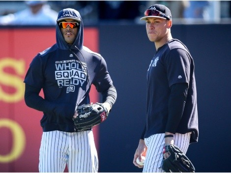 Yankees finally give injury update on Aaron Judge and Giancarlo Stanton