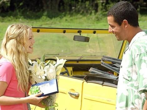El divertido video entre Adam Sandler y Drew Barrymore