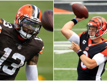 Dónde ver Cleveland Browns vs. Cincinnati Bengals por la NFL (Getty Images)