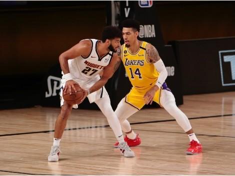Jamal Murray warns the Los Angeles Lakers ahead of WCF clash