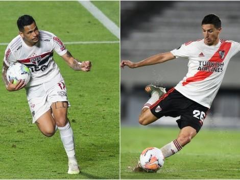Sao Paulo vs River Plate: Thrilling Copa Libertadores 2020 matchup today