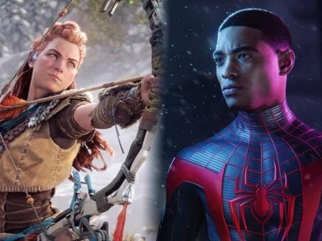 Marvel's Spider-Man: Miles Morales y Horizon Forbidden West llegarán a PS4