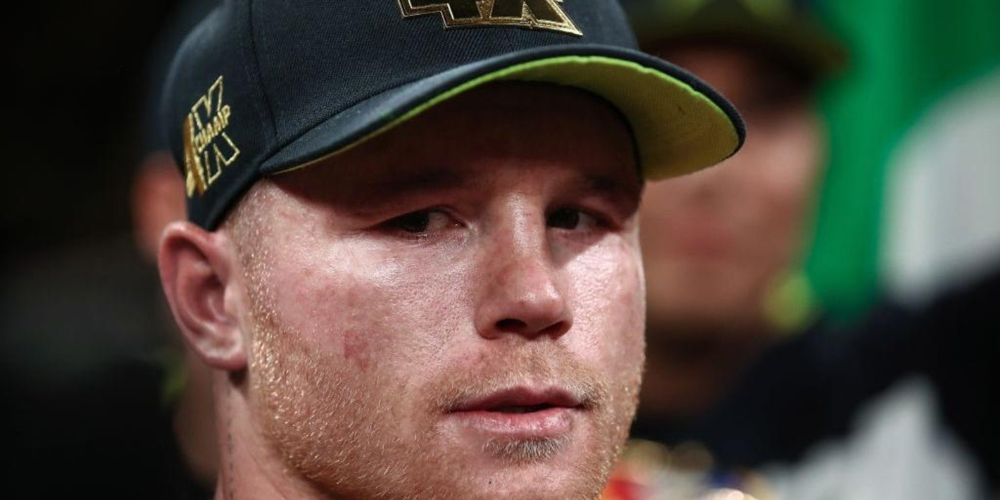 DAZN y Golden Boy Promotion entienden la frustración de Canelo. (Getty)