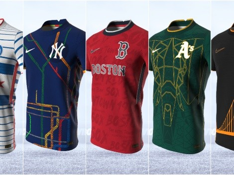 MLB soccer inspired jerseys ranked from cool to awesome!