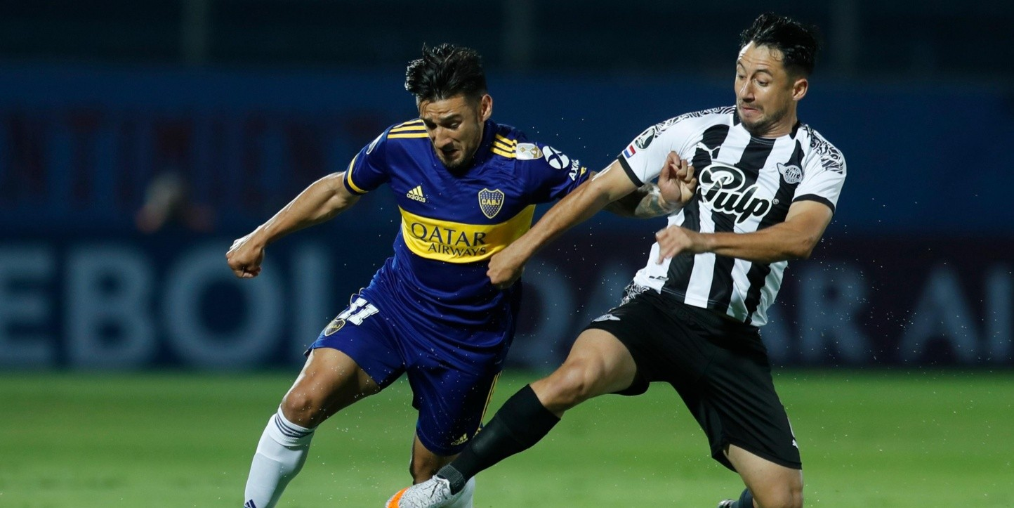 Libertad vs. Boca Juniors (Foto: Getty Images)