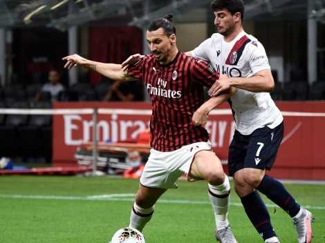 Zlatan's Milan host Bologna in Serie A clash today
