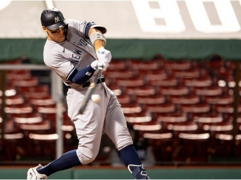 Aaron Judge blasts MLB postseason bubble