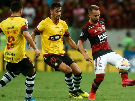 Defending champs Flamengo visit Barcelona SC in Group A clash today
