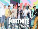 Nuevo concierto en Fortnite: ¡BTS llega a Fiesta Campal!