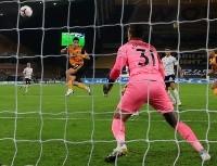 Raúl le hizo pasar un mal rato al City con su gol de cabeza