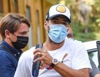 Acusan a Suárez de hacer trampa en su examen realizado en Italia