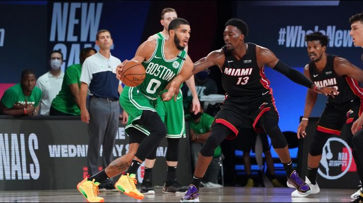 Miami Heat vs. Boston Celtics por la NBA (Foto: Getty Images)