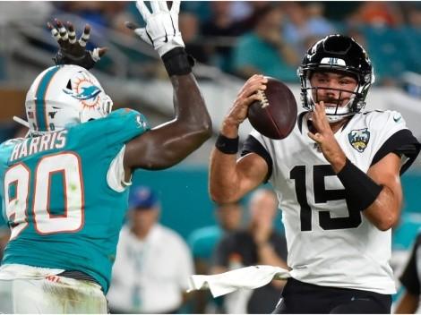 Jacksonville Jaguars host Miami Dolphins for Thursday Night Football