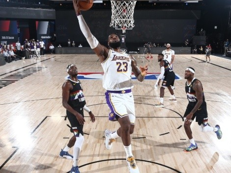 Denver Nuggets look to even the series vs. the Lakers in Game 4