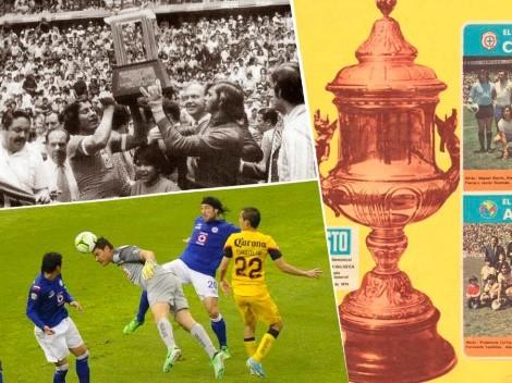Clásico Joven: Todas las finales disputadas entre Cruz Azul y América