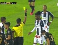 Carlos Ascues fue tendencia por el partido de Alianza contra Racing