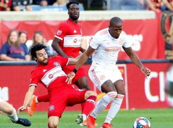 Dónde ver Chicago Fire vs. Atlanta United por MLS | Foto: Getty Images