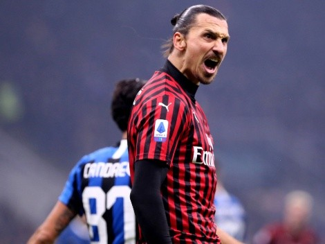 Zlatan Ibrahimovic defies Covid-19 with challenging Twitter message