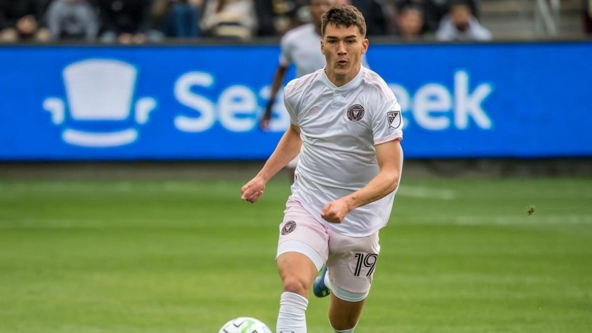 MLS: Robbie Robinson del Inter Miami sueña con jugar por la selección de Chile | Bolavip