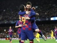 Messi se despidió de Suárez mediante una emotiva carta en Instagram