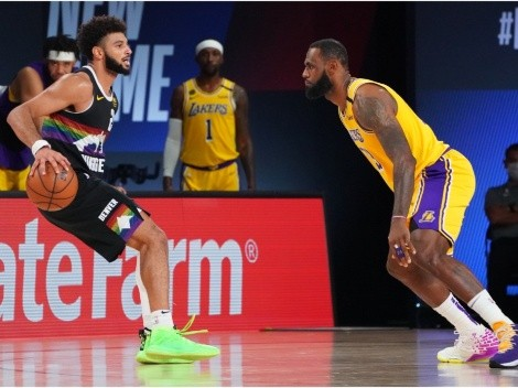 Denver Nuggets to try and pull off another epic come back vs the Lakers
