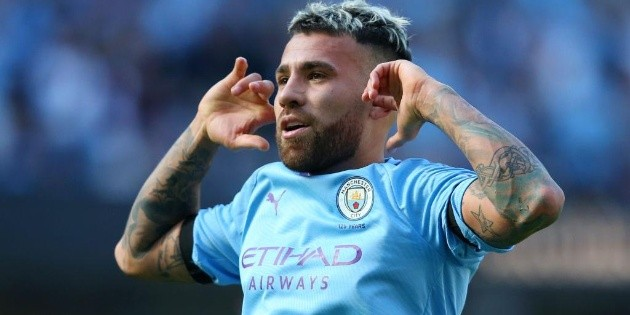 Nicolás Otamendi podría irse de Manchester City como parte de pago | Bolavip