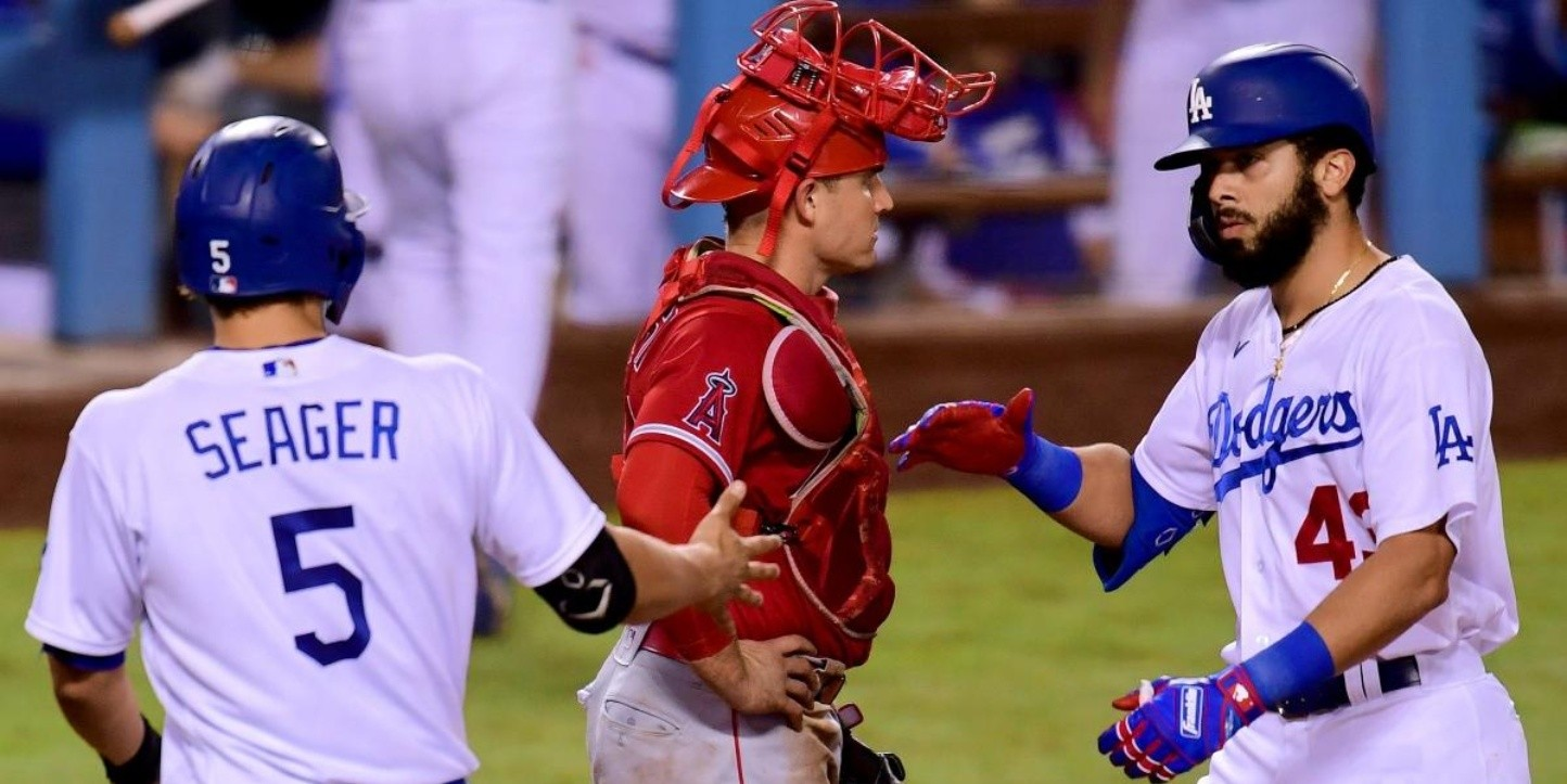 Dónde ver Los Angeles Dodgers vs. Los Angeles Angels por MLB