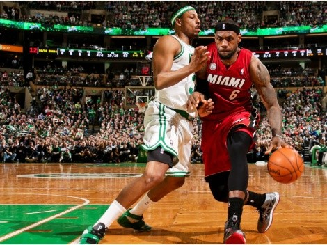 Paul Pierce says today's players are scared of LeBron James