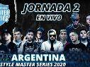 FMS Argentina 2020 - Jornada 2