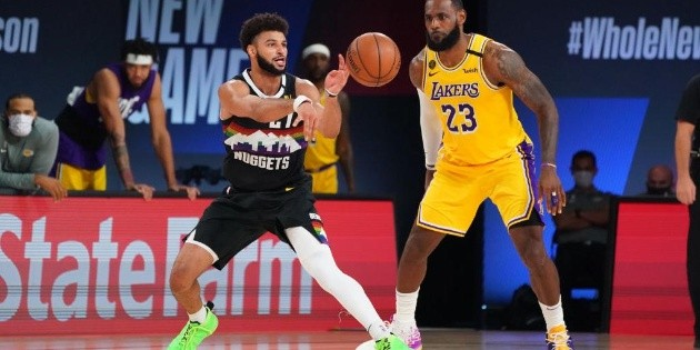 Los Angeles Lakers vs. Denver Nuggets EN VIVO ONLINE por la NBA | Partido 5 de las Finales de Conferencia Oeste | Bolavip