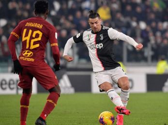 Roma vs. Juventus por la Serie A (Foto: Getty Images)