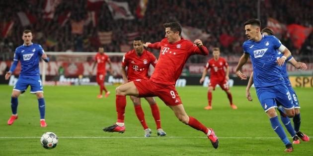 Hoffenheim vs. Bayern Múnich EN VIVO ONLINE por la Bundesliga | Bolavip