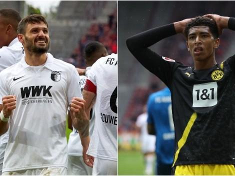 Augsburg beat Borussia Dortmund 2-0: Funniest memes and reactions