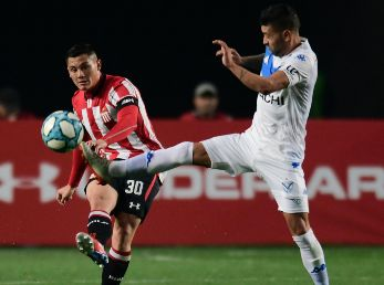 Estudiantes vs. Vélez (Foto: Getty Images)