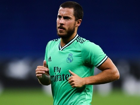 Real Madrid flop Eden Hazard suffers another injury, to be sidelined for 3-4 weeks