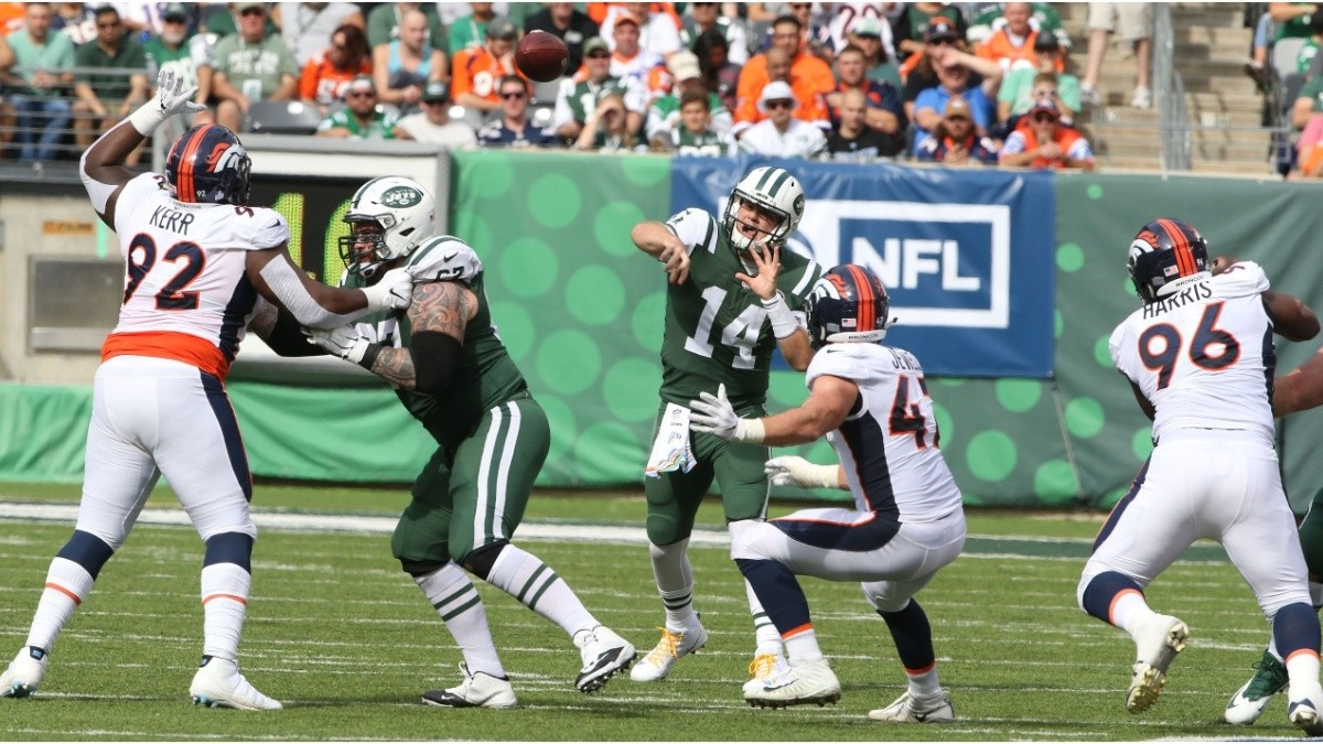 Thursday Night Football New York Jets Vs Denver Broncos How To Watch And Live Stream Reddit 2020 21 Nfl Season Free Today Predictions And Odds Bolavip Us