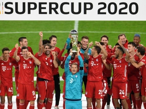 Bayern champions of DFL Supercup 2020: All goals and highlights
