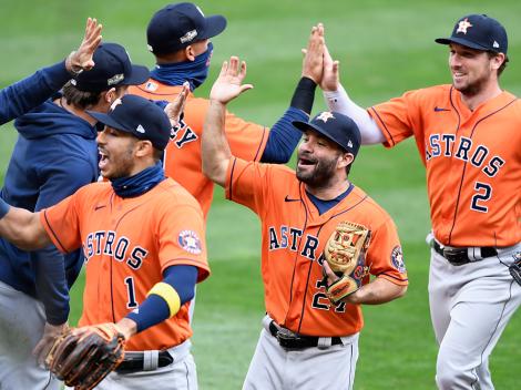 Houston, Houston no tenemos problemas: Astros, a series divisionales