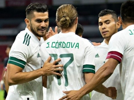 Video: Mexico beat Guatemela 3-0 at the Estadio Azteca