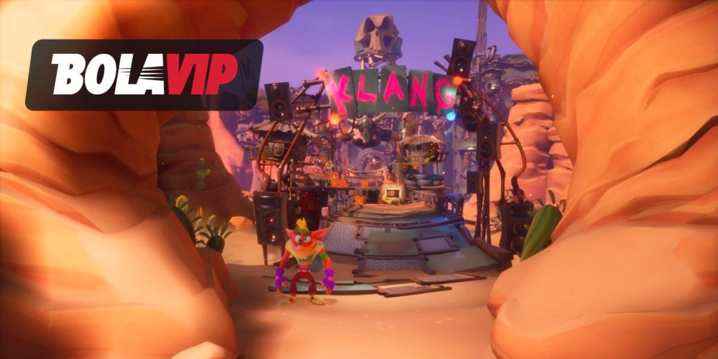 Crash Bandicoot 4: It´s About Time.